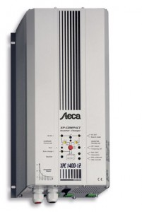 Steca XPC 1400-12, 2200-24, 2200-48 Синусоидален инвертор от 3К солар Варна