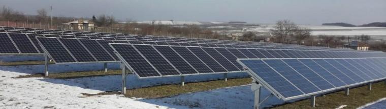 Фотоволтаичен парк в с. Сноп, общ. Генерал Тошево изградена от 3к солар