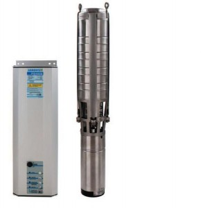 PS4000 C-SJ17-4 слънчева потопяема система