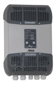 Синусоидален Инвертор за фотоволтаичен генератор Steca
