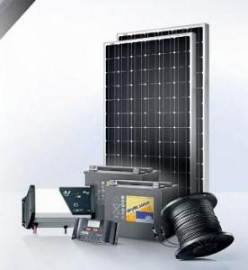 Комплект соларни модули