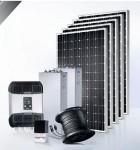 Соларна система за еднофамилни къщи от 3К солар Варна
