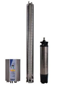 PS15К C-SJ30-12 – Слънчева потопяема система за 6″ кладенци от 3к солар варна