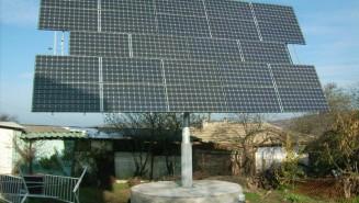 Следяща фотоволтаична централа 3K solar