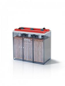 Акумулаторни батерии за слънчеви панели Moll_Batterie_6V_OPzS_Block_Solar батерия от 3к солар