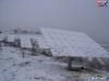 Фотоволтаични панели през зимата