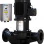 PS25k CS-G200-15/4 непотопяема помпена система от 3к солар варна
