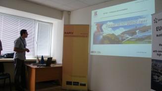 3К АД представи дейността си пред представители на европейски общини