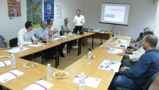 Представяне на компанията SOGEXI, производител на компоненти за интелигентно улично осветление, във Варна