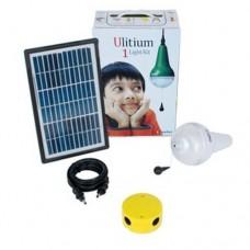 1 Ulitium 200 Solar Lightkit White Sundaya