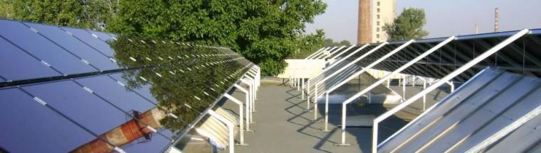 Покривна фотоволтаична система от 3к солар варна