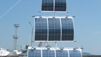 соларна мачта 3к солар